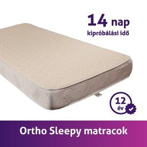 Ortho-Sleepy matracok