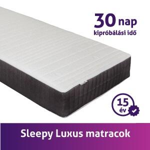 Sleepy Luxus matracok