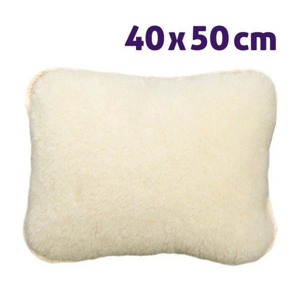 Sleepy - Gyapjú Kispárna, Merino Birka Gyapjúból 520gr/m2-40X50Cm