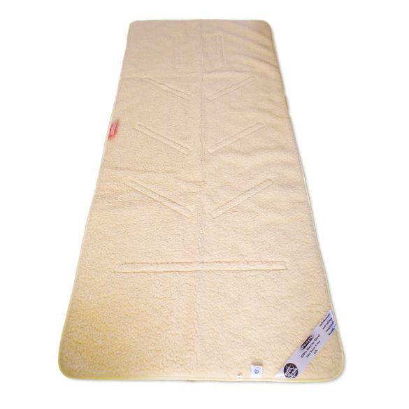 Ortho-Sleepy mágneses derékalj gyapjú steppelt 520 g/m²