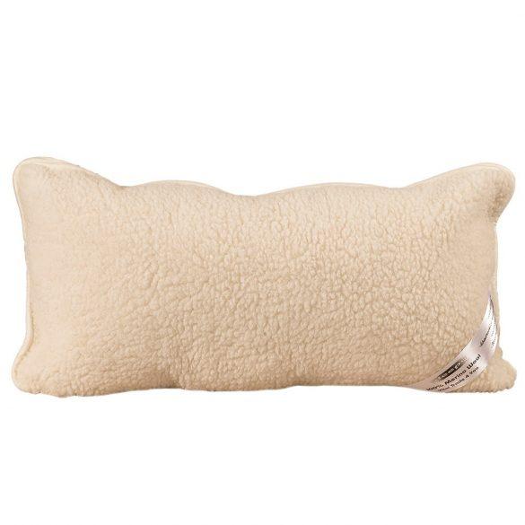 Ortho-Sleepy Natur gyapjú párna gerinckímélő