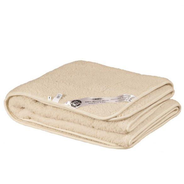 Ortho-Sleepy natúr gyapjú takaró 450 g/m²