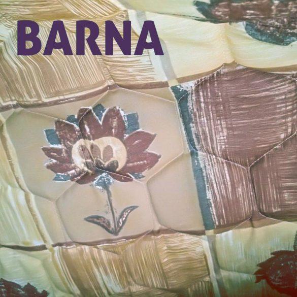 Ortho-Sleepy gyapjú/vászon takaró barna színben 480 g/m²