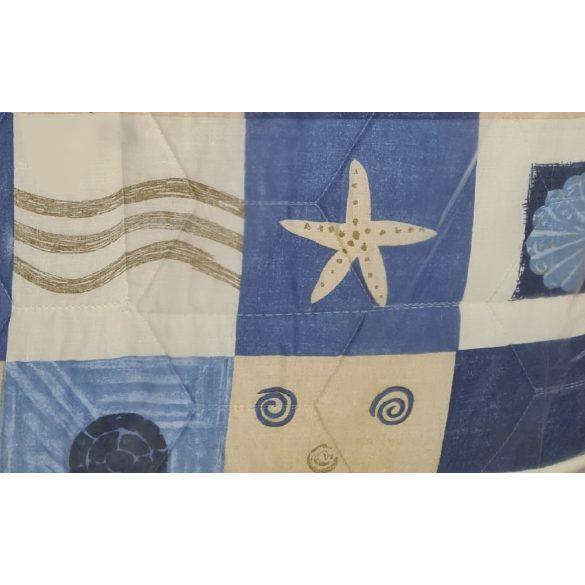 Ortho-Sleepy gyapjú/vászon takaró kék színben 520 g/m²