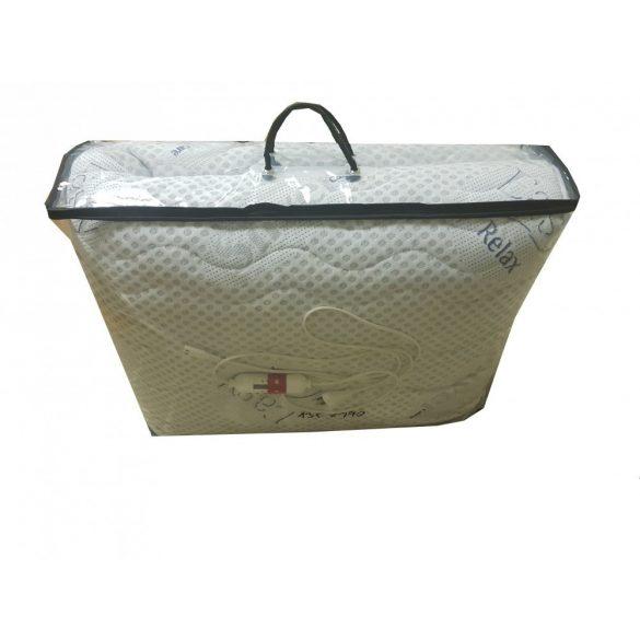 Infra lepedő és derékalj Silver protect huzattal 80x190 cm