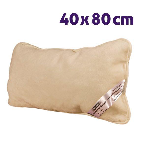 Ortho-Sleepy Prémium kasmír gyapjú párna gerinckímélő 40x80 cm