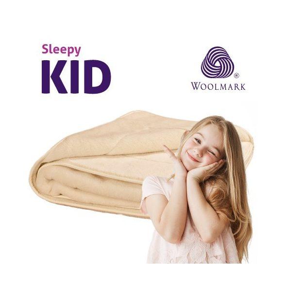 Sleepy-Kids  Kasmír Gyermek Gyapjú Takaró 650Gr/M2 / 100x140cm