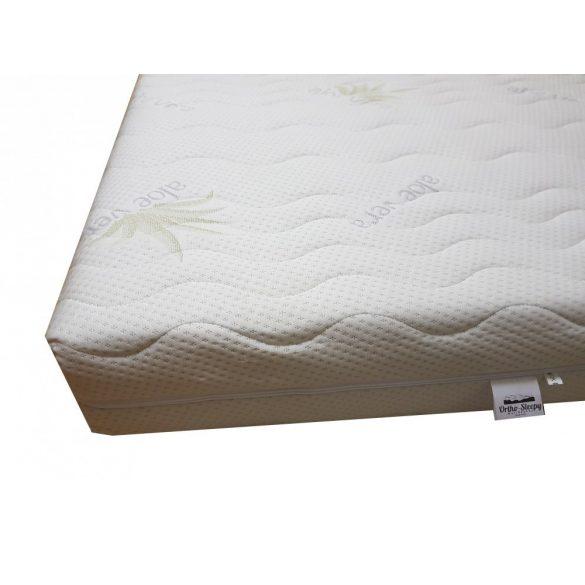 Ortho-Sleepy Light Luxus 20 cm magas matrac Aloe vera huzattal