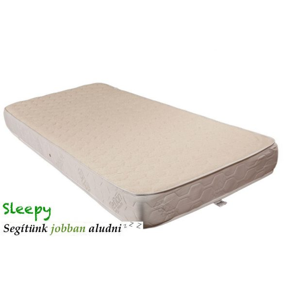 Ortho-Sleepy Luxus Memory Matrac Gyapjú Huzattal