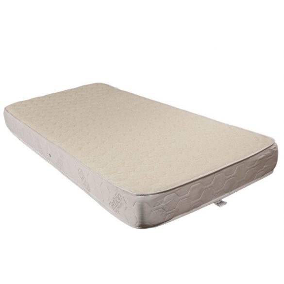 Ortho-Sleepy Light Luxus Plusz 21 cm magas matrac gyapjú huzattal