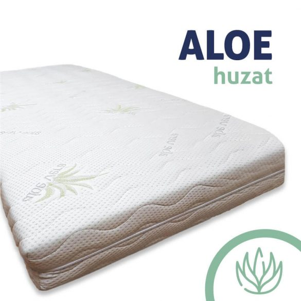 Ortho-Sleepy Komfort Matrac Aloe Vera Huzattal / 100x200cm