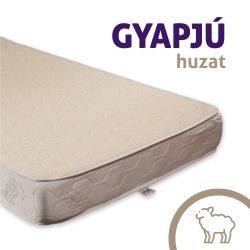 Sleepy-High Komfort Gyapjú Teflon Ortopéd Vákuum Matrac