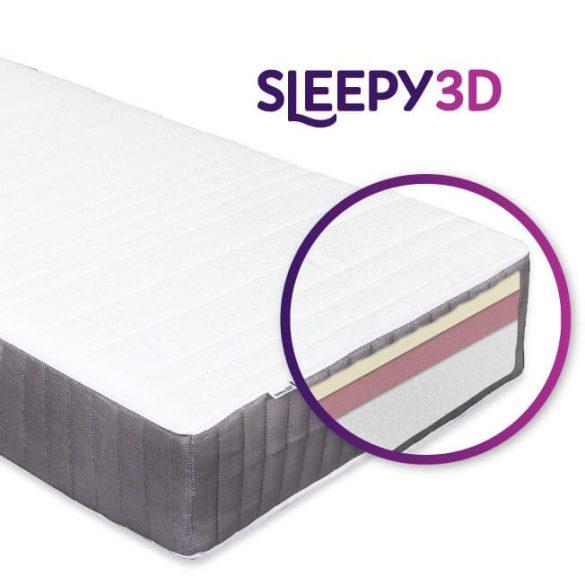 Sleepy 3D Tech Luxus Matrac-Extra Vastag 25Cm