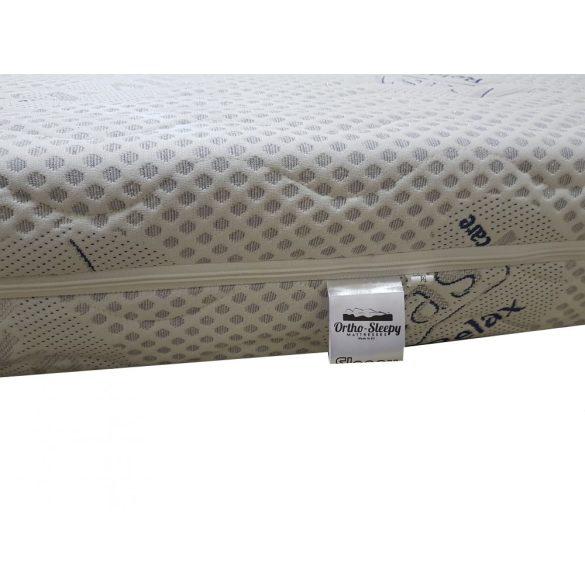 Ortho-Sleepy Extra Strong 26 cm magas ortopéd vákuum matrac Silver Protect huzattal