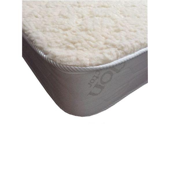 Ortho-Sleepy High Memory 19 cm magas ortopéd vákuum matrac gyapjú huzattal