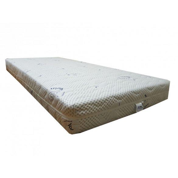 Sleepy-Memory High Silver Protect Memory Foam Ortopéd Vákuum Matrac / 90x200cm