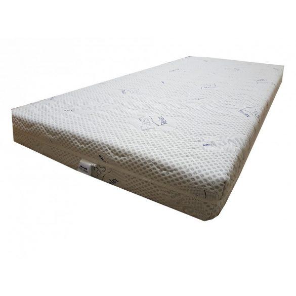 Ortho-Sleepy High Memory 20 cm magas ortopéd vákuum matrac Silver Protect huzattal