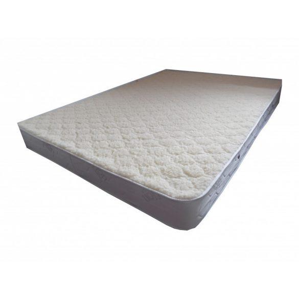 Sleepy-Memory High Luxus Gyapjú/Teflon  Memory Foam Ortopéd Vákuum Matrac / 190x200cm