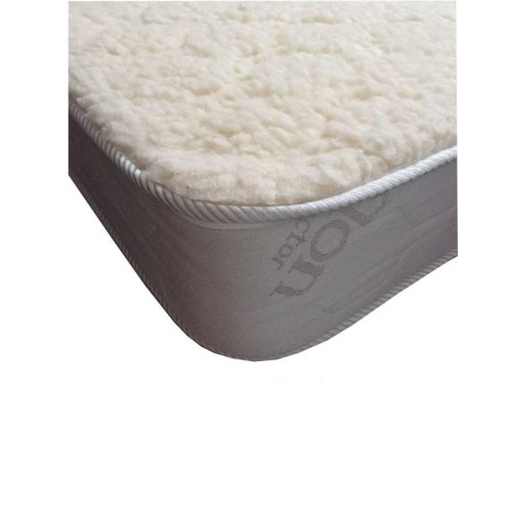 Ortho-Sleepy High Luxus 21 cm magas ortopéd vákuum matrac gyapjú huzattal
