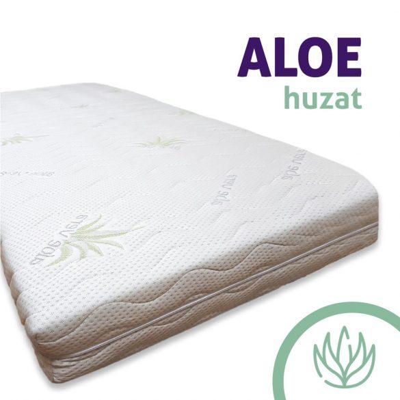 Ortho-Sleepy High Luxus Plus 24 cm magas ortopéd vákuum matrac Aloe vera huzattal