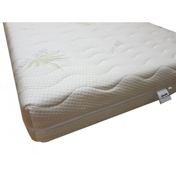 Sleepy-Memory High Luxus Plus Aloe Vera Memory Foam Ortopéd Vákuum Matrac / 130x200cm