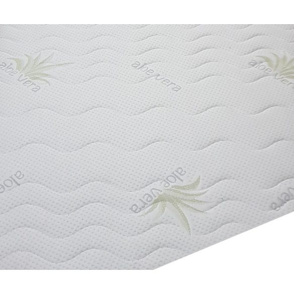 Sleepy-Memory High Luxus Plus Aloe Vera Memory Foam Ortopéd Vákuum Matrac / 200x200cm