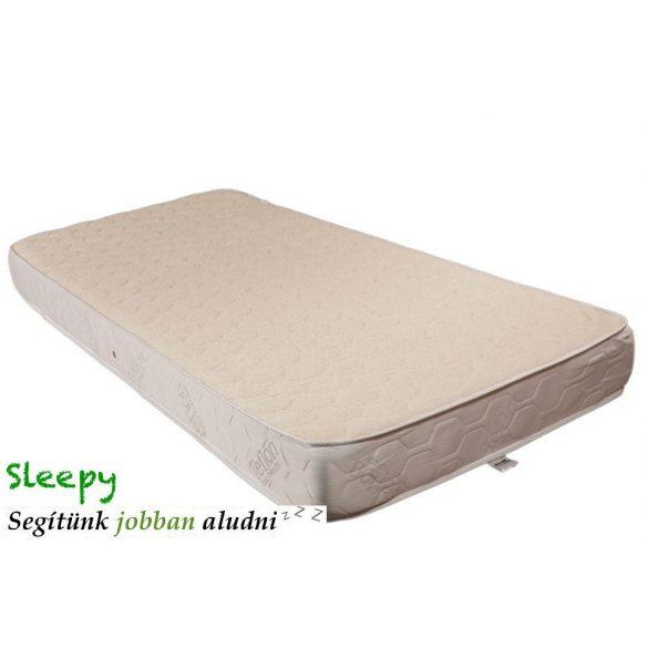Sleepy-Memory High Luxus Plus Gyapjú/Teflon Memory Foam Ortopéd Vákuum Matrac