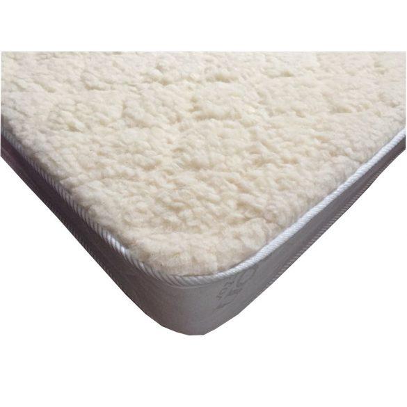 Ortho-Sleepy High Comfort ortopéd 17 cm magas matrac gyapjú huzattal