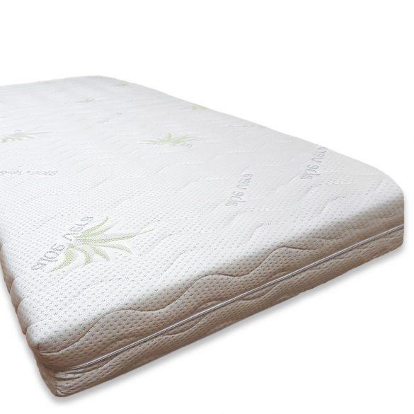 Sleepy-Kids gyermek 14 cm magas hypoallergén matrac Aloe vera huzattal