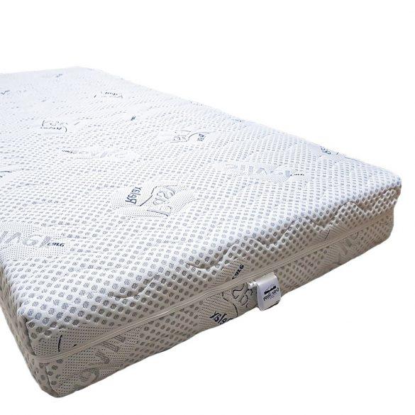 Sleepy-Kids gyermek 14 cm magas hypoallergén matrac Silver Protect huzattal