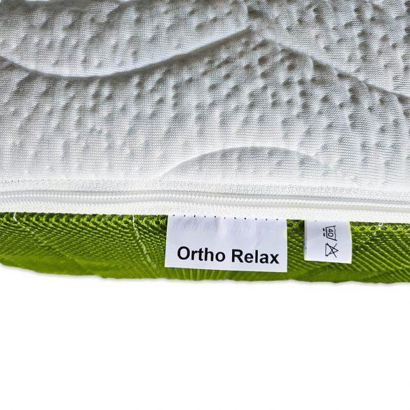 Sleepy Ortho-Relax Habrugós +7 Zónás Ortopéd Matrac/zöld / 80x200cm