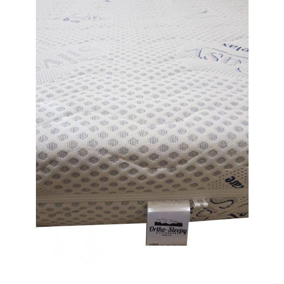 Ortho-Sleepy Strong Memory 20 cm magas ortopéd vákuum matrac Silver Protect huzattal