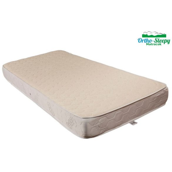 Ortho-Sleepy Strong Luxus 21 cm magas ortopéd vákuum matrac gyapjú huzattal