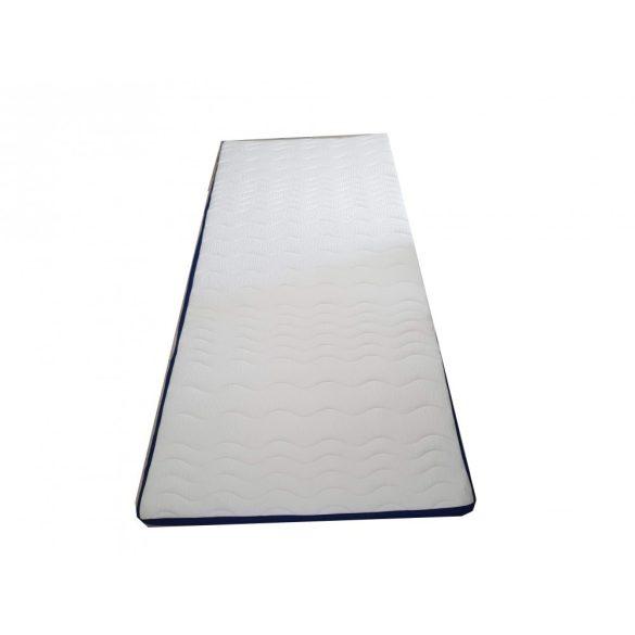 Ortho-Sleepy fedőmatrac kék-fehér színű Tencel huzatban