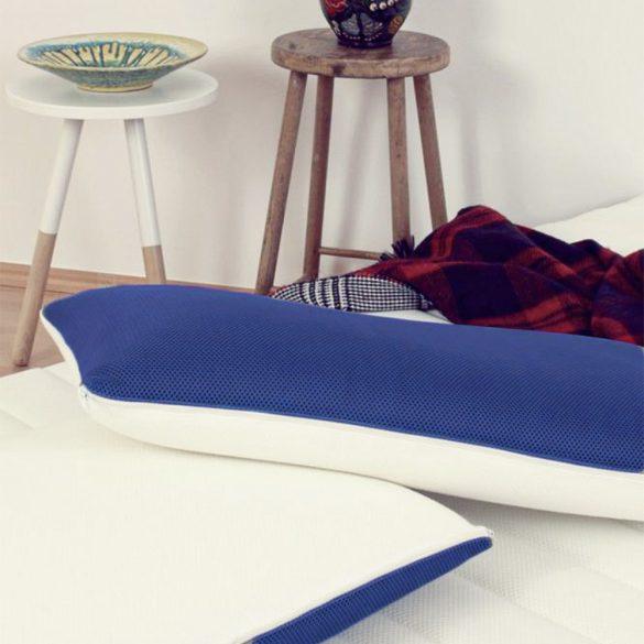 Sleepy 3D Memory párna kék huzattal
