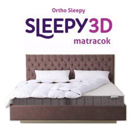 SLEEPY 3D TECH / LUXUS MATRAC