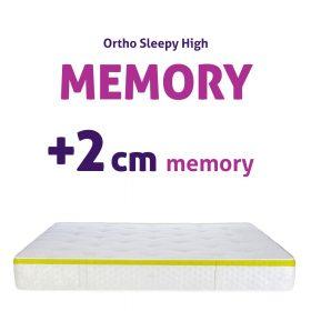 HIGH MEMORY - 2CM MEMORY RÉTEGGEL