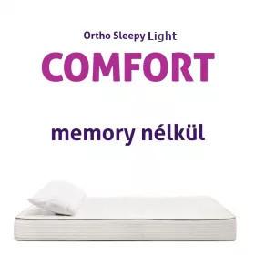 Light Comfort matrac - memory nélkül