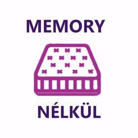 Memory (emlékezőhab) nélkül