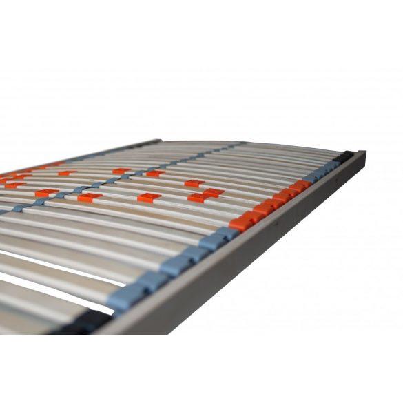 Ortho-Sleepy Optiflex ágyrács állítható derék résszel