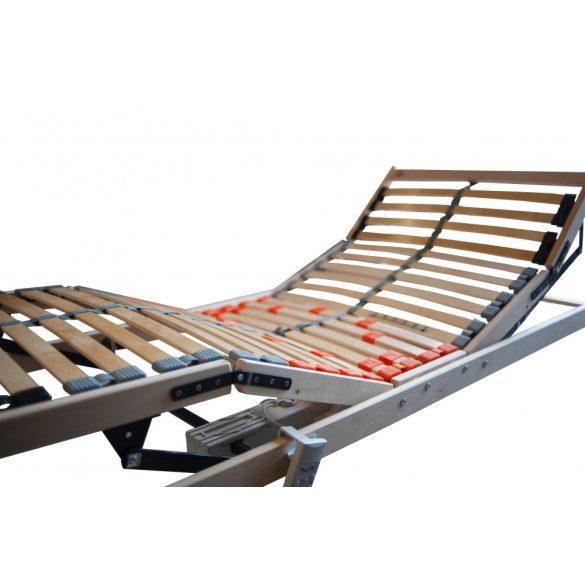 Ortho-Sleepy Optiflex motoros ágyrács állítható derék résszel
