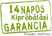 Sleepy matracok, 12 év garanciával!