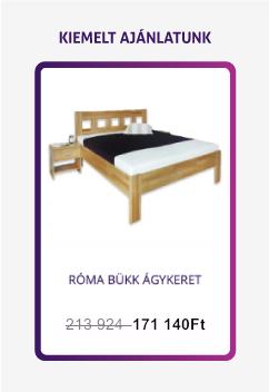 Róma Bükk ágykeret