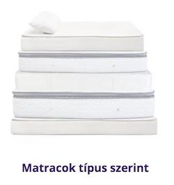 matracok típus szerint ortho-sleepy